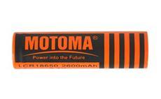 Baterie nabíjecí Li-Ion LCR18650 3,7V/2600mAh MOTOMA