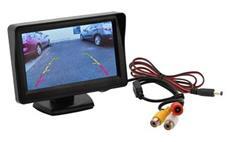 Compass 33397 LCD display se stojánkem pro parkovací kameru