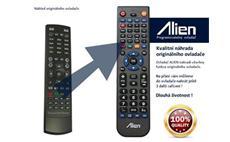 Dálkový ovladač ALIEN AB IPBOX 400 S - náhrada