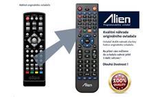 Dálkový ovladač ALIEN ALMA 2880 mini náhrada