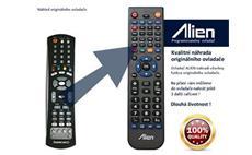 Dálkový ovladač ALIEN Homecast HS2000CI