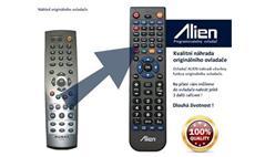 Dálkový ovladač ALIEN Humax RS 521 - náhrada