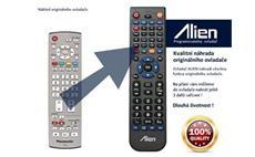 Dálkový ovladač ALIEN Panasonic EUR7651030