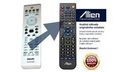 Dálkový ovladač ALIEN Philips DVDR3400
