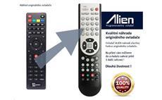 Dálkový ovladač ALIEN STB TeleSystem TS6808