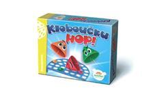 Hra stolní BONAPARTE Kloboučku, hop!
