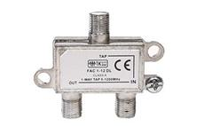 Odbočovač FAC1-10 1xF - 2xF, 5-1000 MHz, 12dB