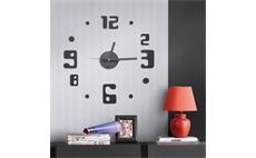 Samolepící hodiny G21 Eccentric Style HM4-WSC-10E021